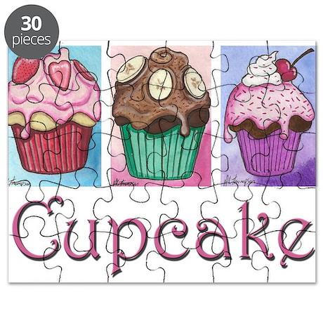 Cupcake Puzzle