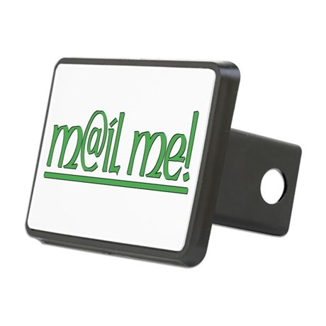 ...Mail Me... Rectangular Hitch Cover