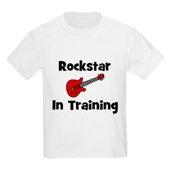 Rockstar In Training Kids T-Shirt