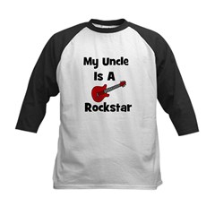 My Uncle Is A Rockstar Tee