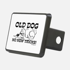 Old Dog No New Tricks Hitch Cover