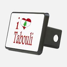 I Love Tabouli Tabuli Hitch Cover