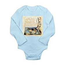 Blake Tyger Long Sleeve Infant Bodysuit