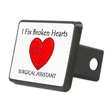 Heart Mender SA Hitch Cover