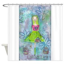 cupcakeprincess.jpg Shower Curtain