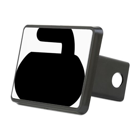 Curling Rectangular Hitch Coverle)