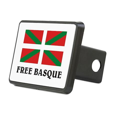 Free Basque Rectangular Hitch Cover