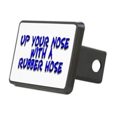 Up Your Nose With a Rubber... Hitch Cover