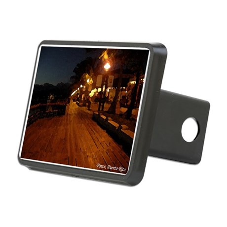 Ponce Rectangular Hitch Cover