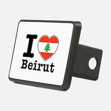 I love Beirut Hitch Coverle)