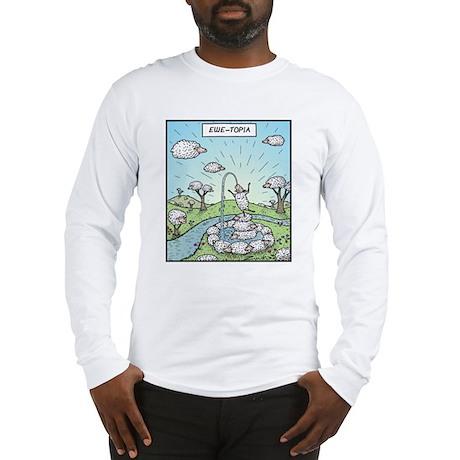 Ewe-topia Long Sleeve T-Shirt