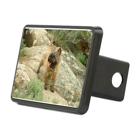 Cairn Terrier Rectangular Hitch Cover