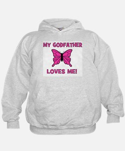 My Godfather Loves Me! - Butt Hoodie
