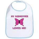 My Godmother Loves Me! - Butt Bib