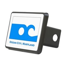 Ocean City MD Flag Hitch Cover