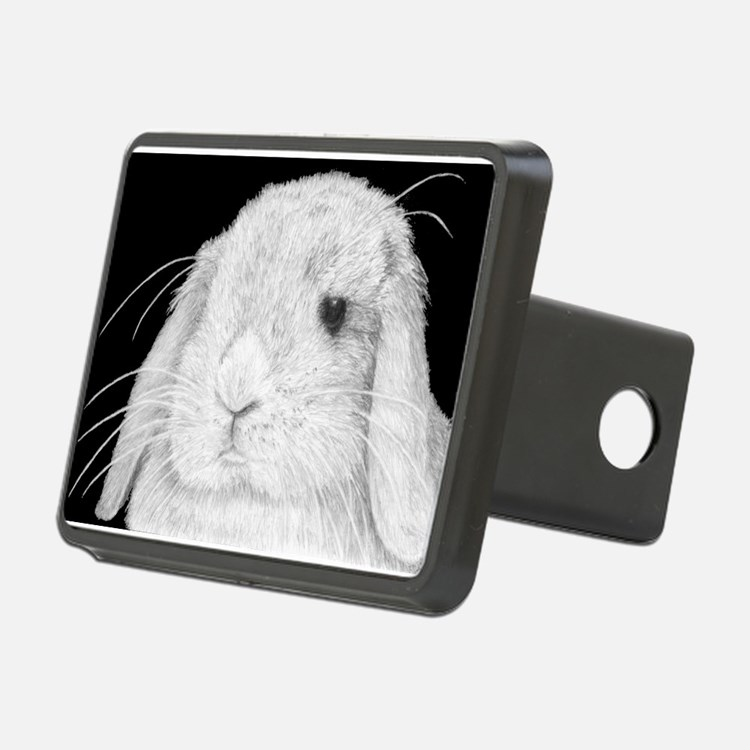 Lop Rabbit Hitch Cover