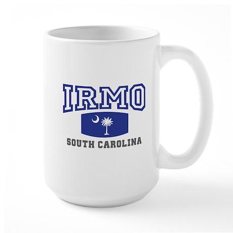 Irmo South Carolina, SC, Palmetto State Flag Large