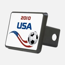 Soccer 2010 USA Hitch Coverle)