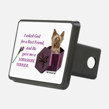 Yorkshire Terrier Yorkie Hitch Cover