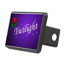 Twilight Rose Hitch Cover