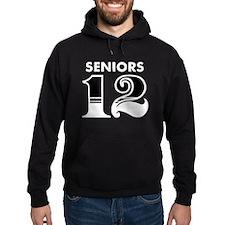 Seniors 2012 Hoodie