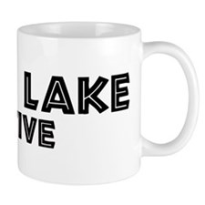 Bucks Lake Native Small Mug