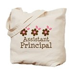 Assistant Principal Appreciation Tote Bag