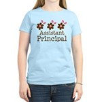 Assistant Principal Appreciation Women's Light T-S