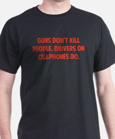 Guns don't kill people T-Shirt