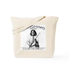Geronimo 01 Tote Bag