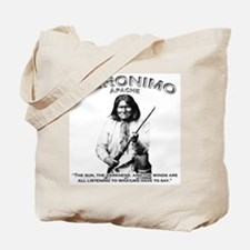 Geronimo 01 Tote Bag