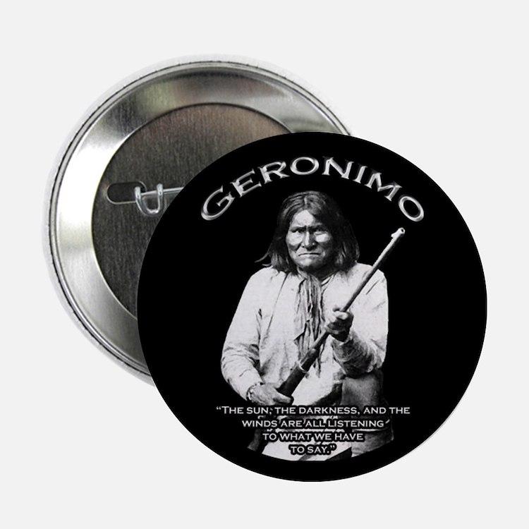 Geronimo 01 Button