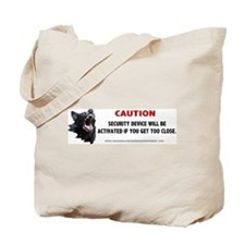 Schutzhund Tote Bag