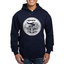 Navy Blue JIRP Hoodie