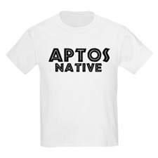 Aptos Native Kids T-Shirt