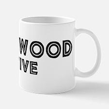 Brentwood Native Mug