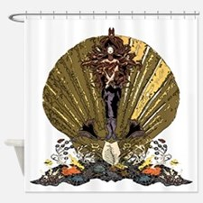 Sea Goddess Shower Curtain