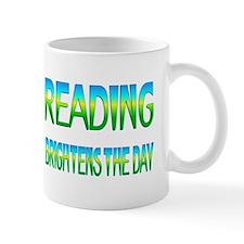 Reading Brightens Mug