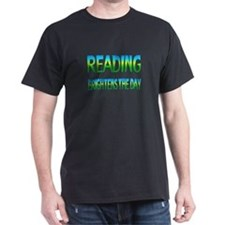 Reading Brightens T-Shirt