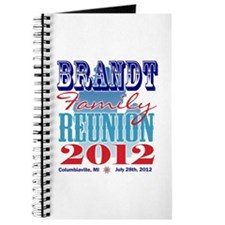 Brandt Family Reunion 2012 Journal
