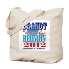 Brandt Family Reunion 2012 Tote Bag