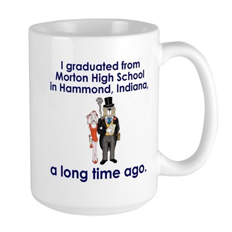 Morton High School Alumnus Coffee Mug
