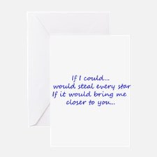 Miss You.png Greeting Card