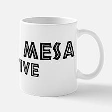 Costa Mesa Native Mug