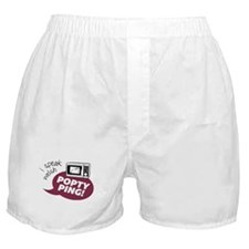 I speak Welsh Boxer Shorts