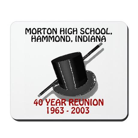 Morton High School Mousepad