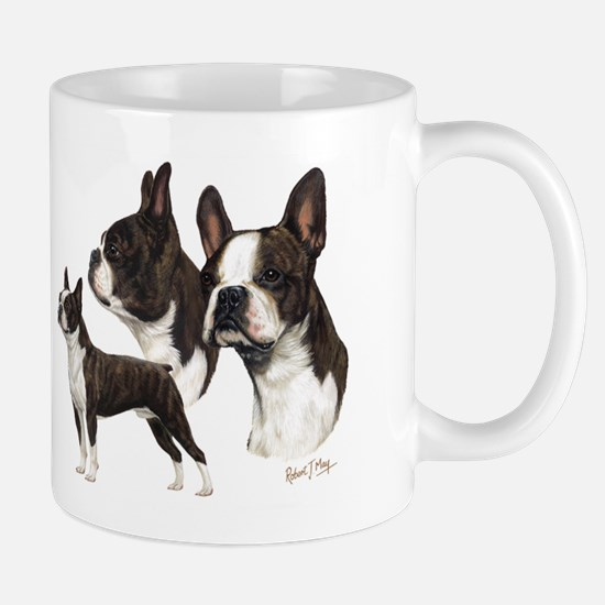 Boston Terrier Mug