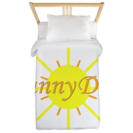 Sunny Day.png Twin Duvet