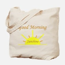 Good Morning Sunshine.png Tote Bag