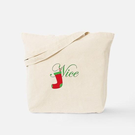 Nice.png Tote Bag